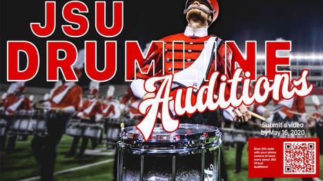 JSU Drumline Auditions