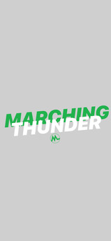 Marching Thunder Wallpaper