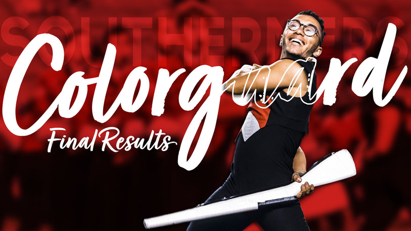 JSU Colorguard Results