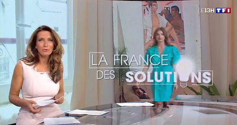 Anne-Cécile Sarfati et Actually soutienn