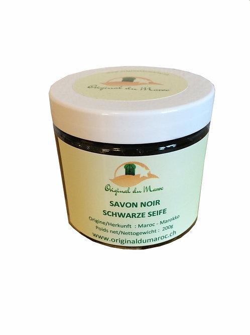 Savon noir - hammam - gommage - gommage naturel- peeling | originaldumaroc.ch