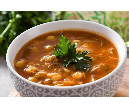 Harira - Soupe marocaine - Original du M
