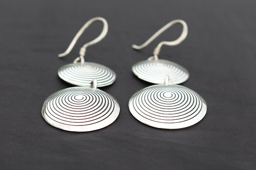 Boucles d'oreille-Ohrringe-Boucles d'oreille en argent-silber Ohrringe | originaldumaroc.ch