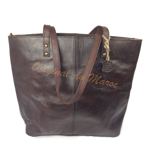 Sac à main-sac à main en cuir-Cuir-sac à main original - artisanat cuir - cuir marc-cuir marocain | originaldumaroc.ch