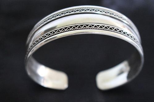 Bracelet-Armband-Bracelet en argent-silber armband-bijou artisanal-handgemacht schmuck | originaldumaroc.ch