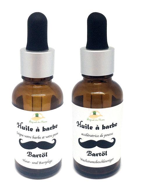Huile à barbe-Huile pour barbe-Huile nutritive-Huile pour pousse barbe-faire pousser barbe-offre spéciale |originaldumaroc.ch