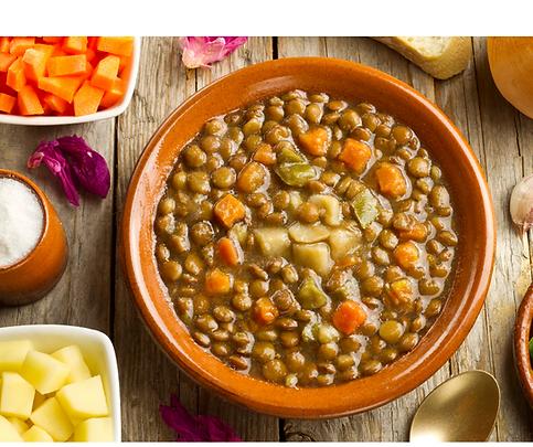 Lentilles marocaines - Original du Maroc