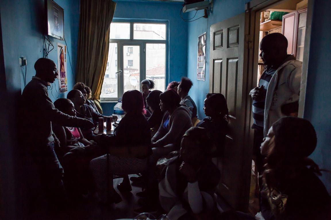 Handan Akgün - Uganda Restoran