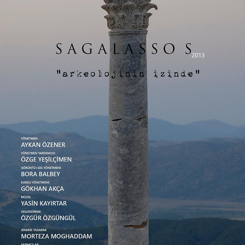 """Sagalassos, 2013 """"arkeolojinin izinde"""""""