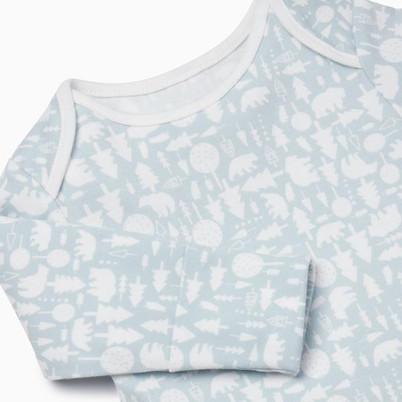 Baby Mori // polar bear print