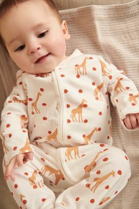 Baby Mori // girafe print