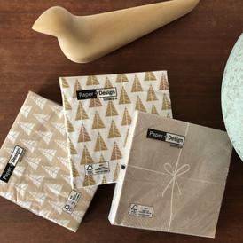 Paper + Design // several prints for paper napkins