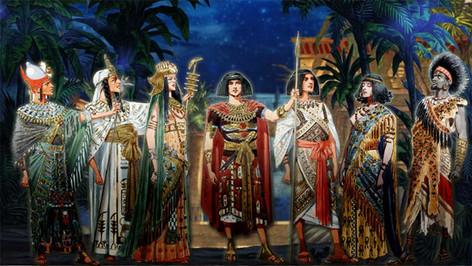 Aida - Figurinen
