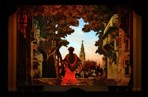 Carmen - Erster Akt