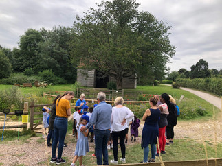 Reception trip to The Chiltern Open air Museum