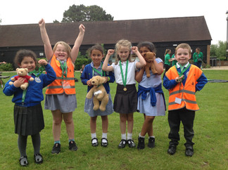Mini Road Safety Officers