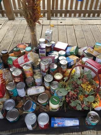 Harvest kindness