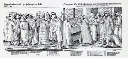 Boris Godunow -Kostümrecherche 2