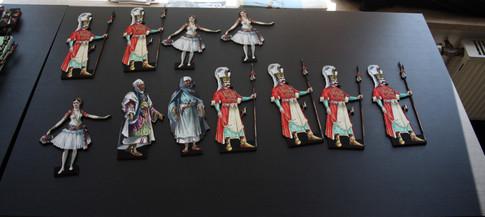 Mozart - Entführung, Figurinen 3