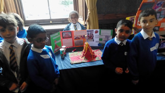 Simms Science Fayre at St Mary's University