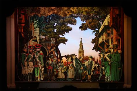 Carmen - Erster Akt.
