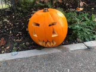 Pumpkin carving 2019