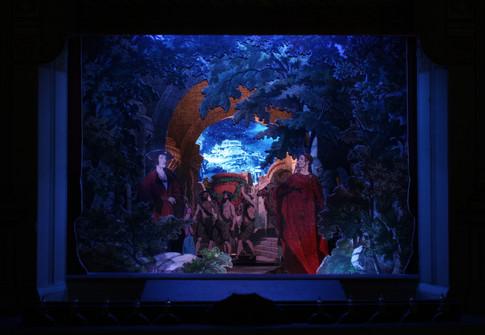 Faust - Fünfter Akt.