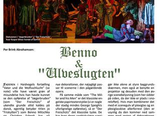 Per Brink Abrahamsen: Benno und die Wolfsschlucht