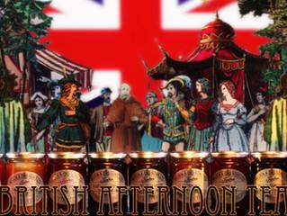 British Afternoon Tea und Zauberflöte
