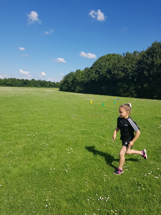Barnhill sports festival