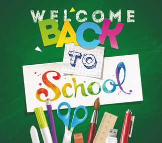 Welcome back to school everyone!