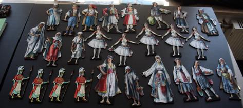 Mozart - Entführung, Figurinen 2