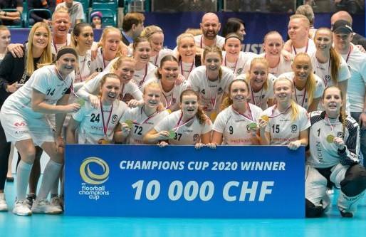 FC Täby – новый обладатель Кубка Чемпионов среди женщин