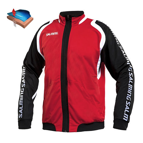 Костюм SALMING TAURUS WCT JKT JR RED