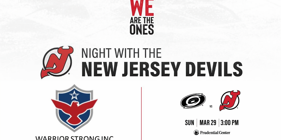 Yoga with the New Jersey Devils