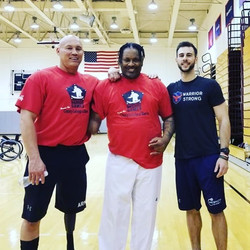 WARRIOR STRONG at the 2019 WARRIOR GAMES