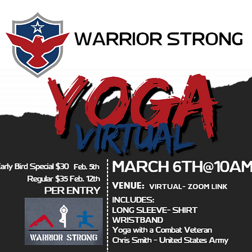 Virtual Yoga Event