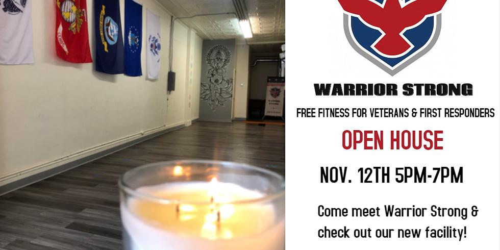Warrior Strong Open House