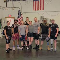 Operation Enduring Warrior City Ruck Tou