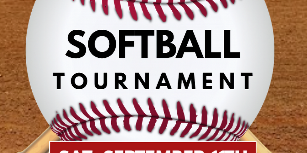 1st Annual Softball Tournament