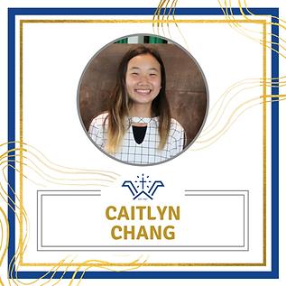 Caitlyn Chang