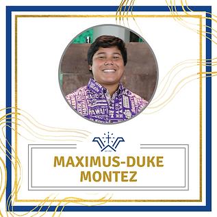 Maximus Duke Montez