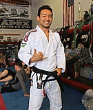 in 2007 Russ Miura received his BJJ Black Belt & BA in Kinesiology at CSUF