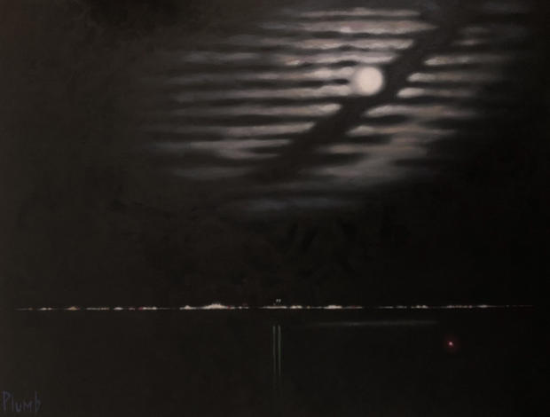 Moon over SPI