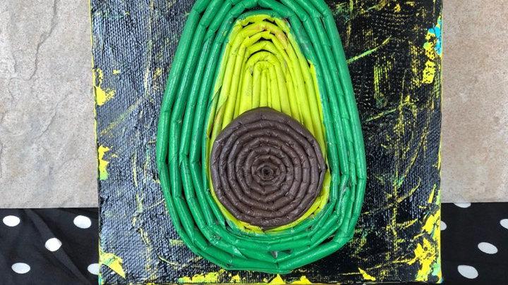 Avocado Canvas