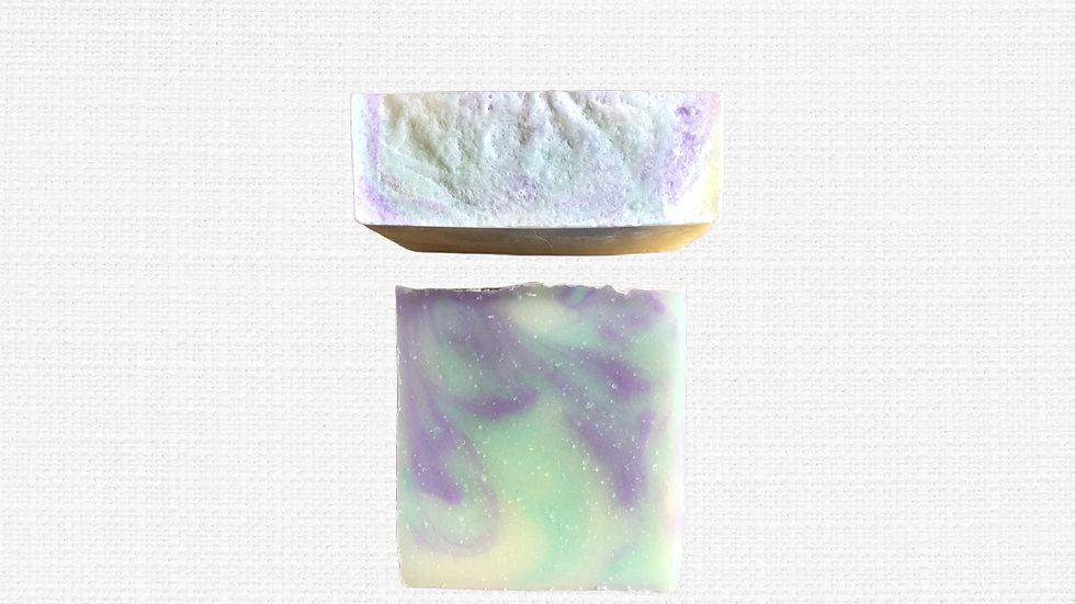 Lavanda Eucalipto Jabón Artesanal / Lavender Eucalyptus Artisan Soap