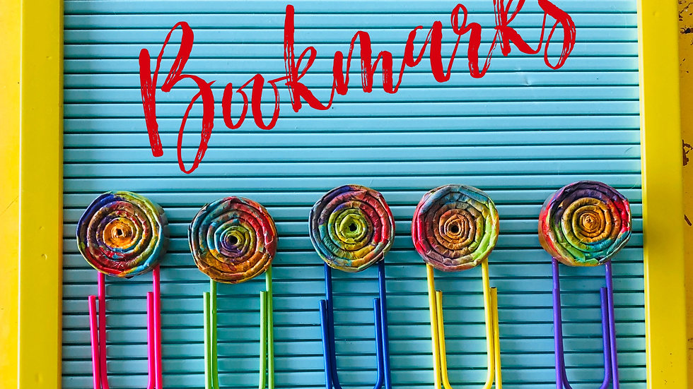 El Punto / Multicolor / Bookmark