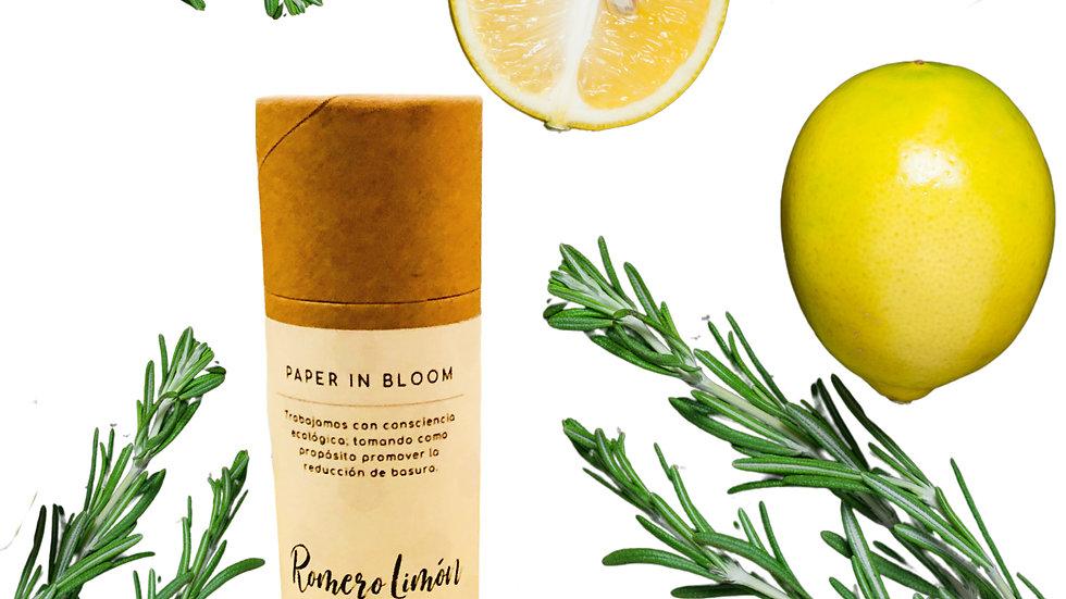 Desodorante Romero Limón / Rosemary Lemon Deodorant