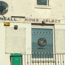 Hand Painted Shop Signage