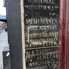 Hand Painted Business Directory